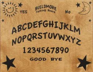 Buildmore Talking Board, 2012 Screen print on wood 14 x 18 inches; 35.6 x 45.7 cm Edition of 2