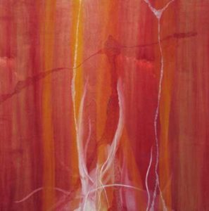 Carmine Prance, 2006 Oil on wood panel 23.75 x 23.8 inches  SOLD