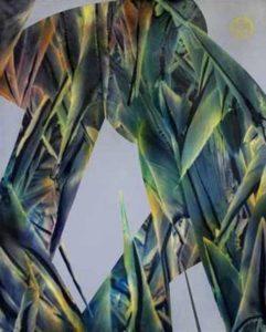 Arc de Triumph, 2005Oil on canvas60 x 48 inches; 152.4 x 121.9 cmSOLD